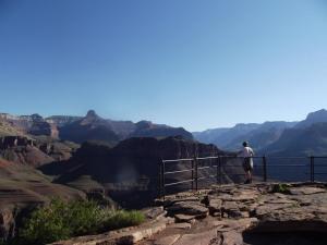 Grand Canyon Plateau Point