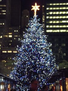Rockefeller Christmas Tree NYC