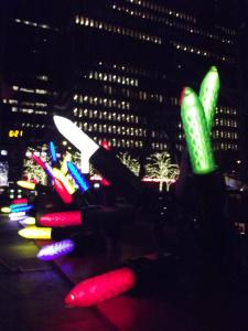 New York Christmas Lights