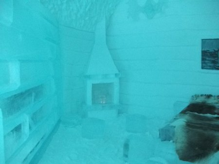 Ice Hotel Sweden Ice Room