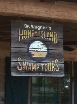 Dr Wagner's Honey Island Swamp Tour