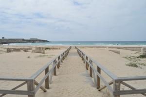 Tarifa beach spain