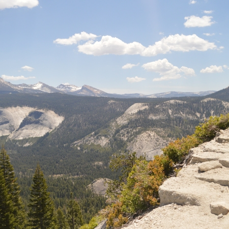 Half Dome Hike, Yosemite