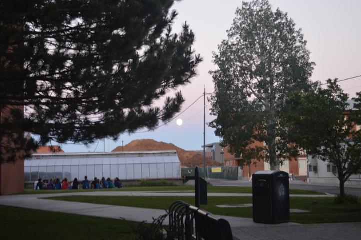 Flagstaff arizona college campus