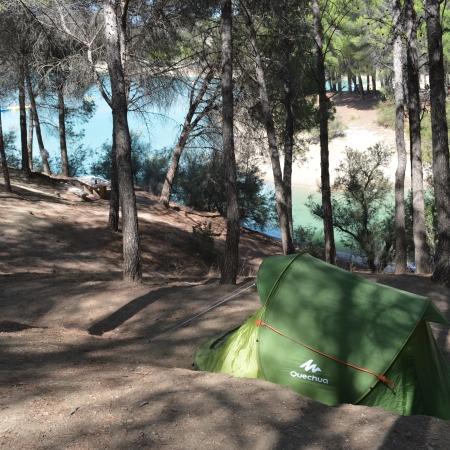 Ardales Spain Camping